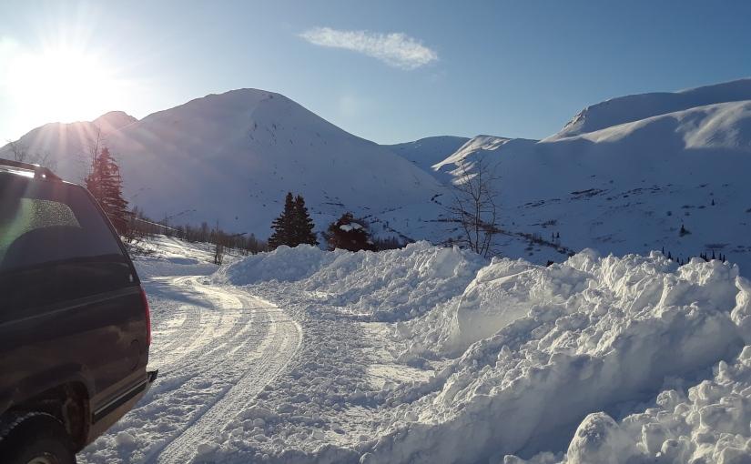 Hatcher Pass Skiing